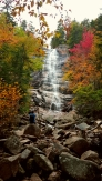Arethusa Falls, White Mountains New Hampshire
