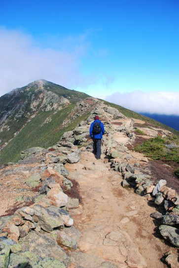 Franconia Ridge, New Hampshire