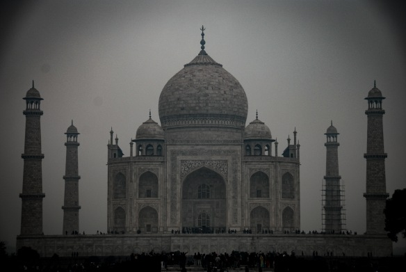 Postcards from the Taj
